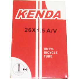 Kenda 26 x 1.5 Inner Tube Car Valve Type