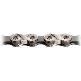 KMC X11 Chain Silver/Black 118 Links (KMCx119318)