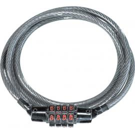 Kryptonite Keeper 512 Combo Cable Lock CO4 (5 mm x 120 cm)
