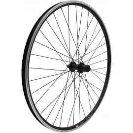 KX MTB 29in 29er Doublewall QR Cassette Rear Wheel Disc Black