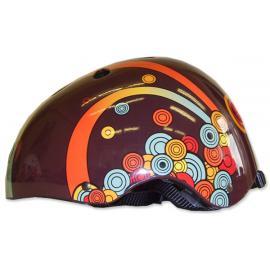 Lazer One City Helmet Spring Rainbow small-med