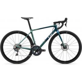 Giant Langma Advanced Pro 1 Disc Road Bike Fanatic Teal 2021