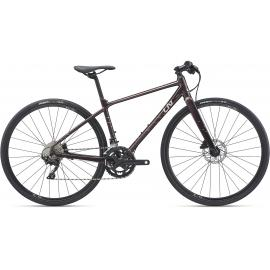 Giant Thrive 1 Womens Hybrid Rosewood 2021