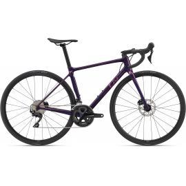 Liv Langma Advanced 2 Disc Road Bike Chameleon Purple 2021