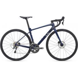 Liv Langma Advanced 3 Disc Road Bike Eclipse 2021