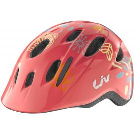 Liv Lena Helmet Youth Coral
