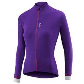 Liv Ricca Merino Ls Jersey Purple