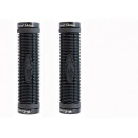 Lizard Skins Lock-On Charger Grip Black