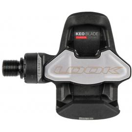 Look Keo Blade Carbon Ceramic Bearing Cromo Axle With Keo Cleat