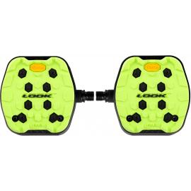 Look Trail Grip Flat Pedal Lime