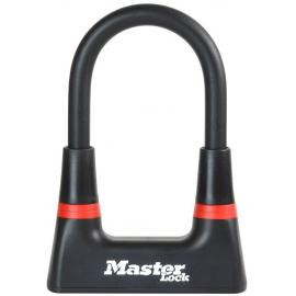 Master Lock 14mm Premium Security D-Lock Gold Sold Secure
