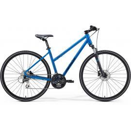 Merida Crossway 20D Women's Hybrid Blue 2021