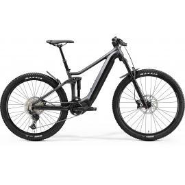 Merida eOne-Forty 500 Electric Bike Dark Silver 2021