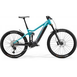 Merida eOne-Sixty 700 Electric Bike Teal/Anthracite 2021
