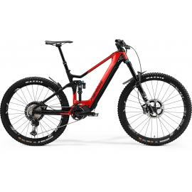 Merida eOne-Sixty 9000 Electric Bike Glossy Red 2021