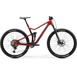 Merida One-Twenty 7000 FS Mountain Bike Red