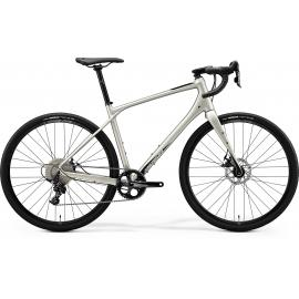 Merida Silex 300 Road Bike Titanium 2020