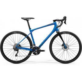 Merida Silex 400 Road Bike Blue 2020