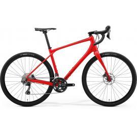 Merida Silex 700 Road Bike Race Red 2021