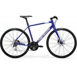 Merida Speeder 100 Hybrid Blue / White 2021