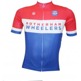 Rotherham Wheelers Classic Short Sleeve Jersey