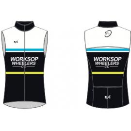 Worksop Wheelers Club Gilet
