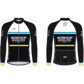 Worksop Wheelers Long Sleeve Roubaix Jersey