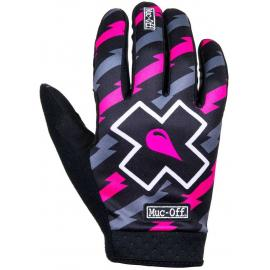 Muc-Off MTB Gloves Black/Pink