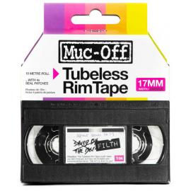 Muc-Off Rim Tape 10m Roll  - 17mm (Boxed)
