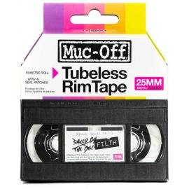 Muc-Off Rim Tape 10m Roll  - 25mm (Boxed)