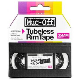 Muc-Off Rim Tape 10m Roll  - 35mm (Boxed)