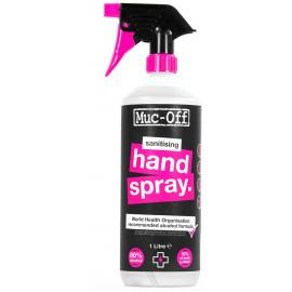 Muc-Off Sanitising Hand Spray 1L