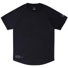 Muc-Off Short Sleeve Riders Jersey Black