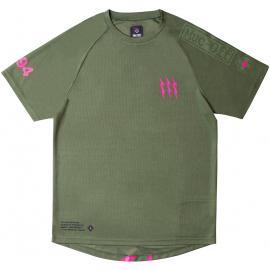 Muc-Off Short Sleeve Riders Jersey Green