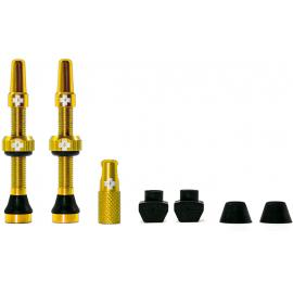 Muc-Off Tubeless Valve Kit 44mm/Gold