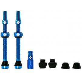 Muc-Off Tubeless Valve Kit 60mm/Blue
