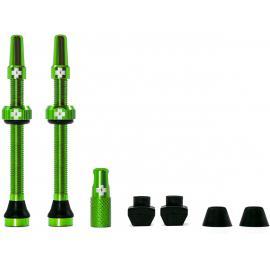 Muc-Off Tubeless Valve Kit 60mm/Green