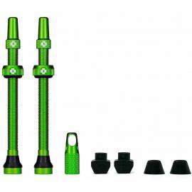Muc-Off Tubeless Valves/80mm/Green