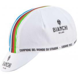 Bianchi Neon World Champ Cap