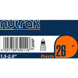 Nutrak Inner Tube 26 x 1.5 - 2.0in Presta