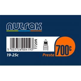 NUTRAK Inner Tube 700 X 18 - 23c Presta