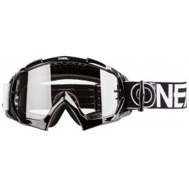 O'Neal b-10 Two Face Goggle Black-Clear