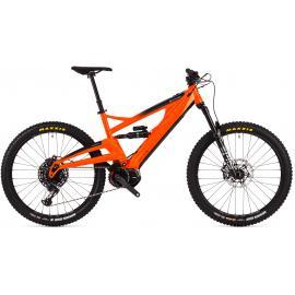 Orange Charger RS Electric Mountain Bike 2020