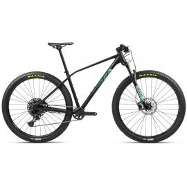 Orbea ALMA H10-EAGLE MTB Black/Green 2021