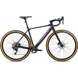 Orbea GAIN D30 1X  E-Bike Road Black/Titanium 2021