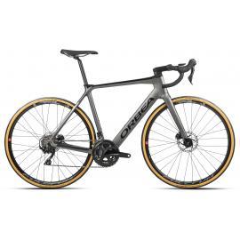 Orbea GAIN M30 Road E-Bike Silver / Black 2021