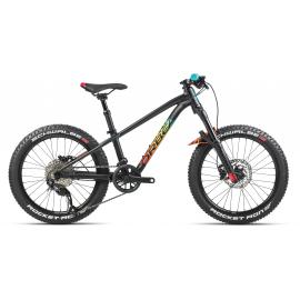 Orbea LAUFEY 20 H10  Kids Bike Black-Rainbow 2021