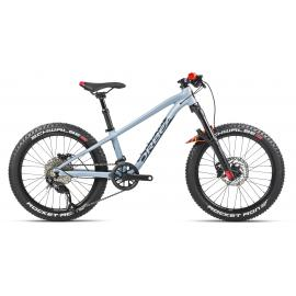 Orbea LAUFEY 20 H10  Kids Bike Blue-Grey-Red 2021
