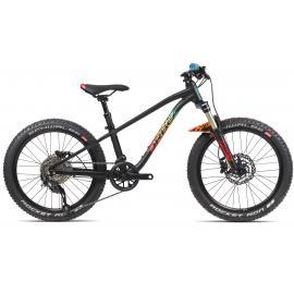 Orbea LAUFEY 20 H20  Kids Bike Black-Rainbow 2021