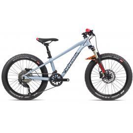 Orbea LAUFEY 20 H20  Kids Bike Blue-Grey-Red 2021